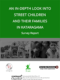 An In-Depth Look Into Street Children & Their Familes